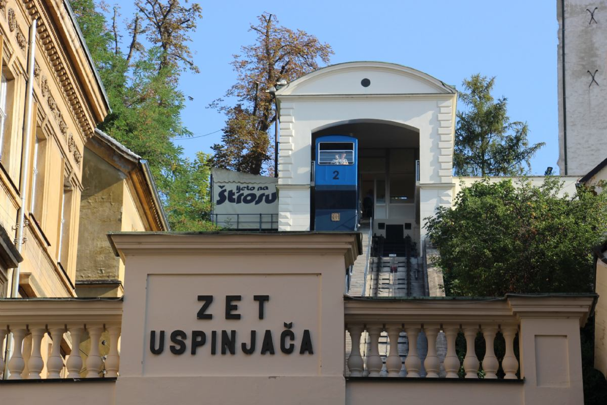 Privatni izlet: Zagreb walk and drive