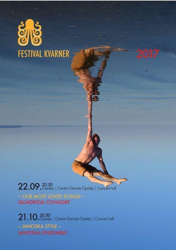 Festival Kvarner 22.09. - 21.10.2017