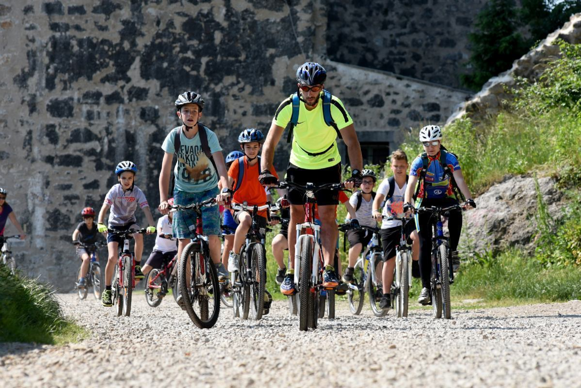 KASTAV BICYCLE TOUR 07.04.2018. -