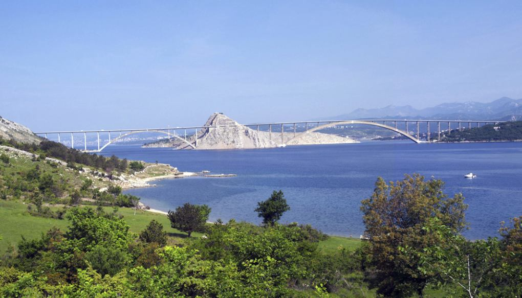 Tour dell'isola di Krk