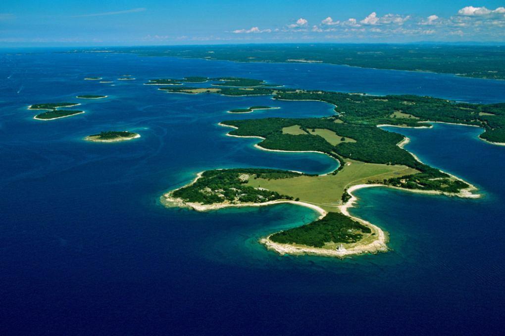 Ausflüg Brijuni Inseln