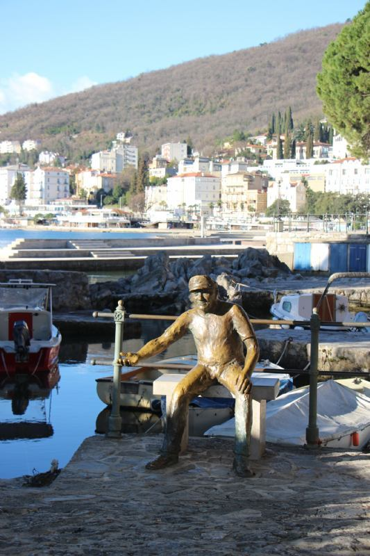 Private guiding: Opatija walking tour