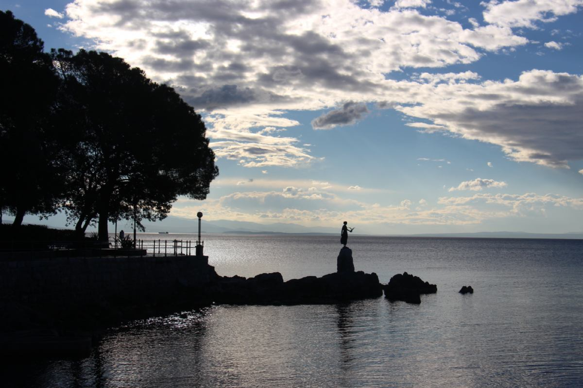 Opatija walking tour