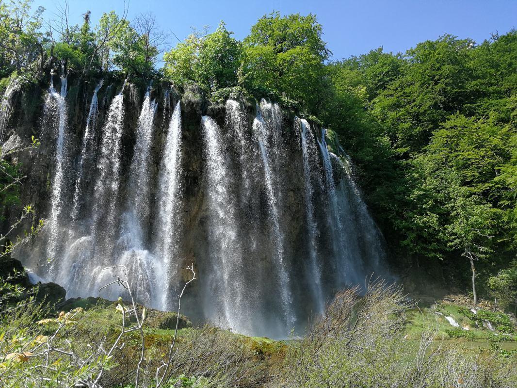 Gita privata: Parco nazionale Plitvice