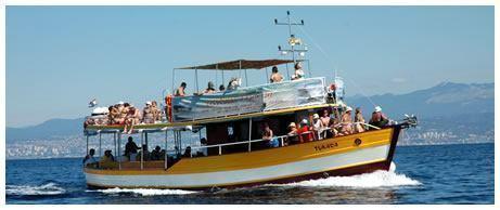 Riviera tour brodom